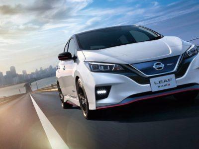 Rekordår för Nissan – högsta registreringssiffran någonsin för Nissan i Sverige
