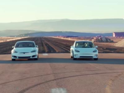 Tesla Model S, Model X, Model 3 eller Roadster – vilken är snabbast?