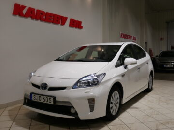 Toyota Prius Plug-in Hybrid 1.8 HSD Executive