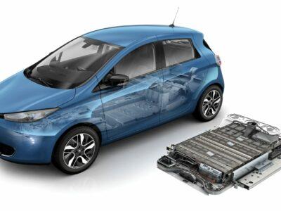 Renault – Först i Sveriges med servicecenter för elbilsbatterier