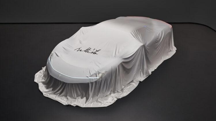 Battista, den nya eldrivna hyper bilen av Pininfarina!