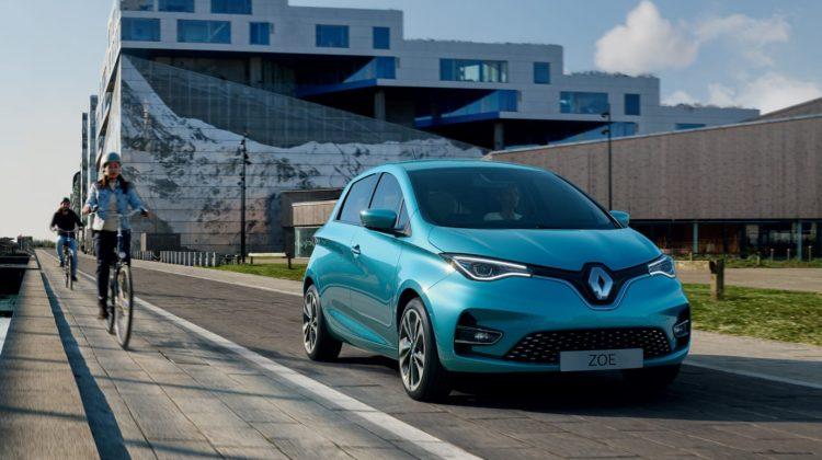 Nya Renault ZOE – TAR 100 % ELDRIFT TILL EN NY NIVÅ