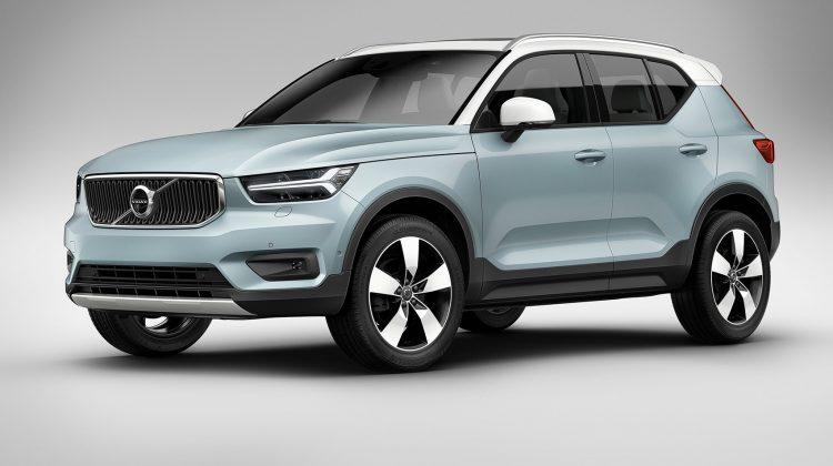 Snart premiär för nya Volvo XC40 Electric