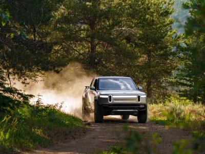 De coolaste elbilarna 2020 – Rivian R1T Pickup VS Tesla Cybertruck