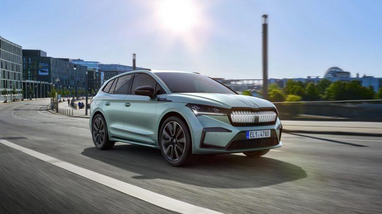 Skoda ENYAQ – En elbil från Škoda – Allt du behöver veta om ENYAQ iV