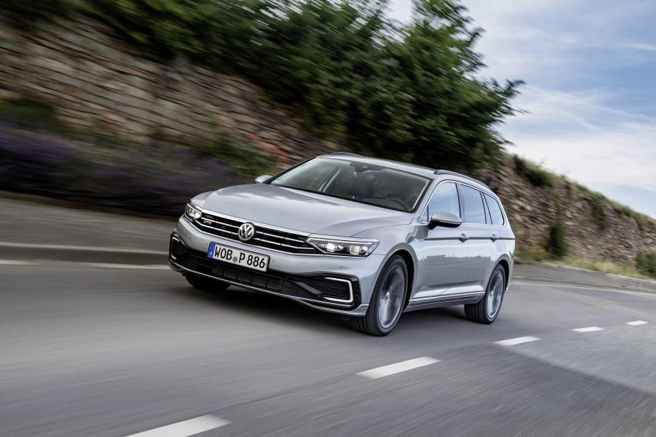Volkswagen-passat-hybrid
