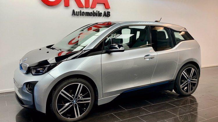 Dags att köpa begagnad BMW i3 – Priset är helt rätt!