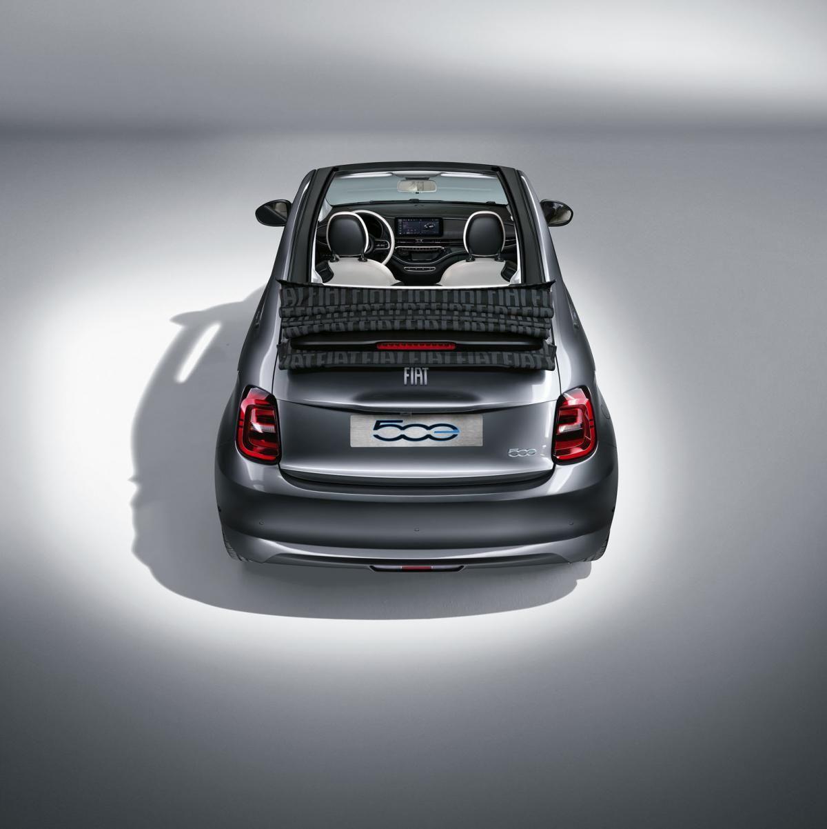 Fiat 500 elbil