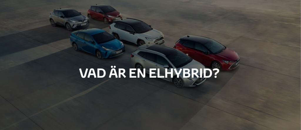 Vad är en elhybrid?