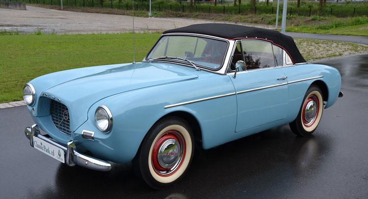 Volvo P1900