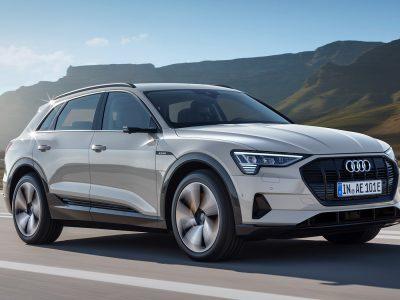 Nya Audi e-tron 50 / 55 quattro – Snabbfakta & Info