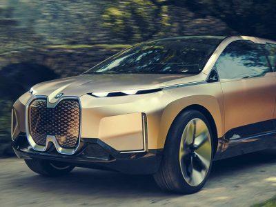 Nya BMW i-Next! 11 november kommer BMWs senaste elbil