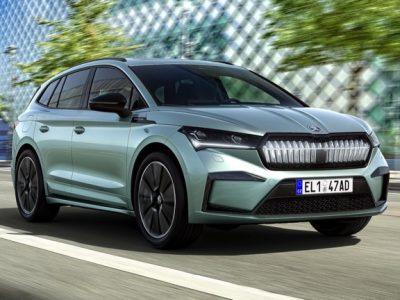 Skoda elbil ENYAQ iV – En SUV med hög funktionalitet och rymlighet