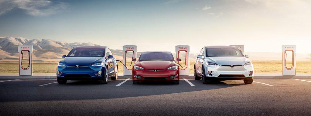 Tesla Elbilar